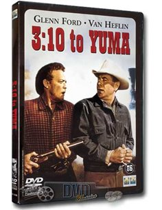 3:10 to Yuma - Glenn Ford, Van Heflin, Felicia Farr - DVD (1957)