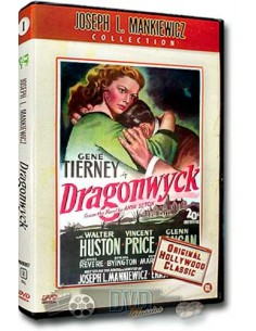 Dragonwyck - Vincent Price - Joseph L. Mankiewicz - DVD (1946)