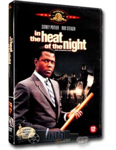 In the Heat of the Night - Sidney Poitier, Rod Steiger - DVD (1967)