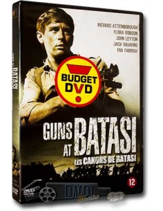 Guns at Batasi - Richard Attenborough - John Guillermin - DVD (1964)