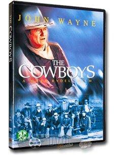 John Wayne in The Cowboys - Bruce Dern, Colleen Dewhurst - DVD (1972)