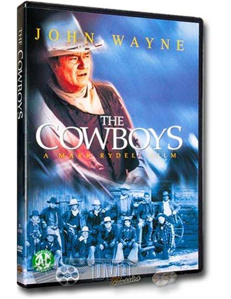 John Wayne in The Cowboys - Bruce Dern - DVD (1972)
