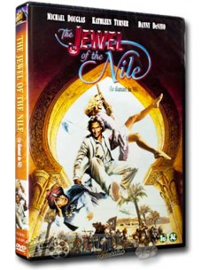 Jewel of the Nile - Michael Douglas, Danny DeVito - DVD (1985)