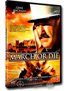 March or Die - Gene Hackman, Terence Hill - Dick Richards - DVD (1977)