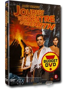 Journey to the Center Earth - James Mason, Pat Boone - DVD (1959)