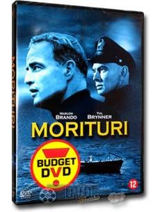 Morituri - Marlon Brando, Yul Brynner - Bernhard Wicki (1965)