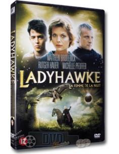 Ladyhawke - Michelle Pfeiffer, Rutger Hauer - DVD (1985)