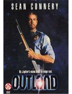 Outland - Peter Boyle, Sean Connery - DVD (1981)