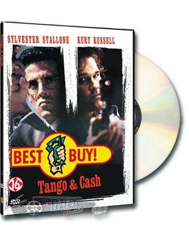 Tango & Cash - Kurt Russell, Sylvester Stallone - DVD (1989)