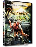Romancing the Stone - Michael Douglas - Robert Zemeckis - DVD (1984)