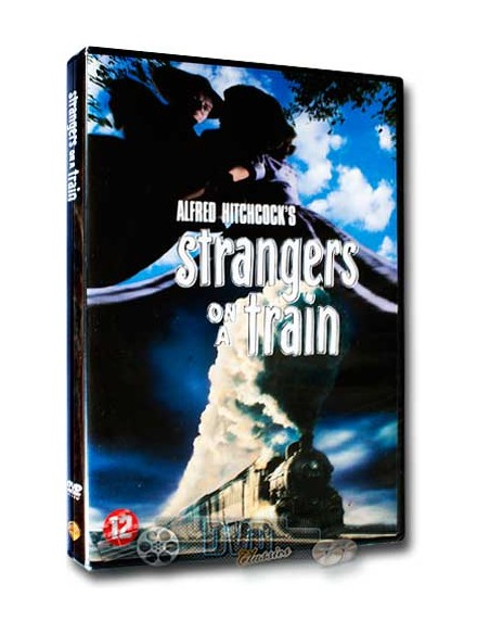 Strangers On A Train - Farley Granger, Robert Walker - DVD (1951)