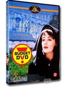 The Bride Wore Black - Jeanne Moreau - DVD (1968)