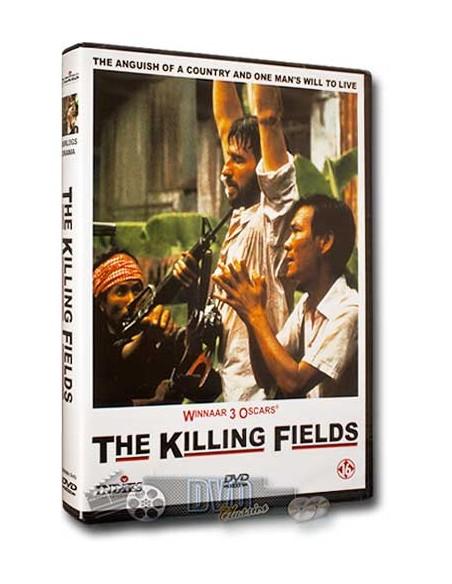 The Killing Fields - Roland Joffé (winnaar 3 Oscars) - DVD (1984)