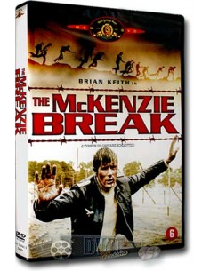 McKenzie Break - Brian Keith - Lamont Johnson - DVD (1970)