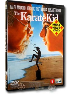 The Karate Kid - Ralph Macchio, Elisabeth Shue - DVD (1984)