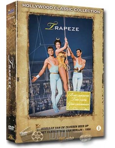 Trapeze - Burt Lancaster, Tony Curtis, Gina Lollobrigida - DVD (1956)