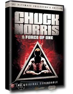 A Force of One - Chuck Norris, Jennifer O`Neil - DVD (1979)