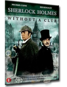 Sherlock Holmes - Without a Clue - Michael Caine - DVD (1988)