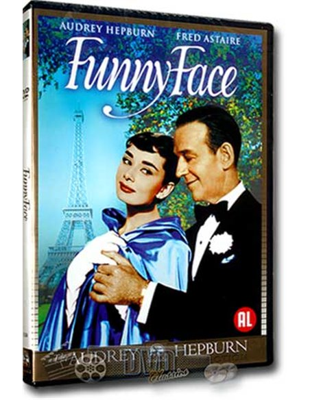 Funny Face - Audrey Hepburn, Fred Astaire - DVD (1957)