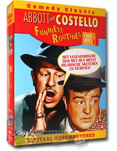 Abbott & Costello funiest routines 1&2 - DVD (2008)