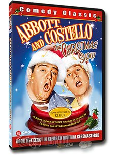 Abbott and Costello - The Christmas Show - DVD (1952)