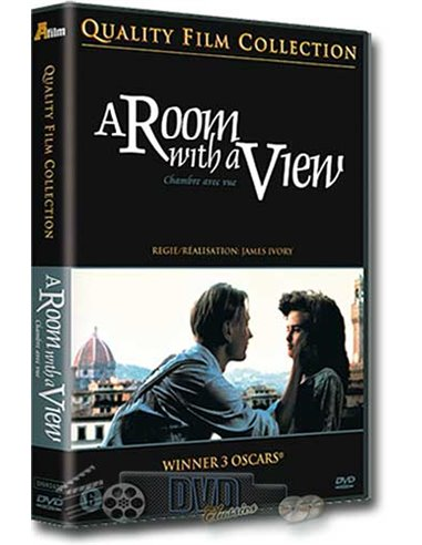 A Room with a View - Daniel Day-Lewis, Helena Bonham Carter, Judi Dench - DVD (1985)