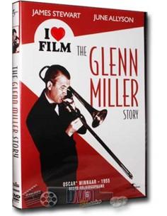 James Stewart in The Glenn Miller Story - DVD (1954)