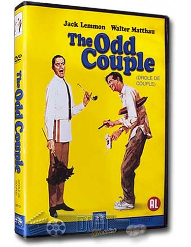 The Odd Couple 1 - Jack Lemmon, Walter Matthau - DVD (1968)
