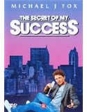 The Secret of my Success - Michael J. Fox - DVD (1987)