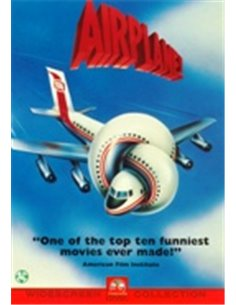 Airplane - Leslie Nielsen, Lloyd Bridges - DVD (1980)