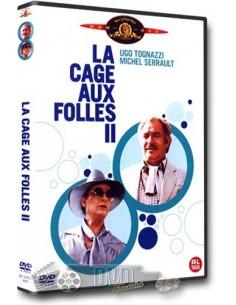 Cage aux Folles 2 - DVD (1980)