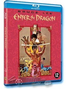 Enter the Dragon - Bruce Lee, John Saxon - Blu-Ray (1973)