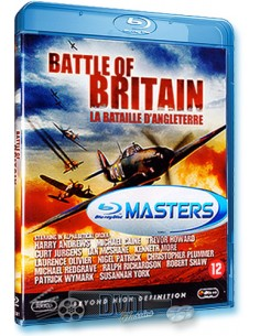 Battle of Britain - Robert Shaw, Trevor Howard - Blu-Ray (1969)