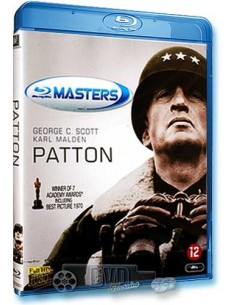 Patton - George C. Scott, Karl Malden - Blu-Ray (1970)