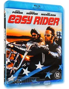 Easy Rider - Dennis Hopper, Peter Fonda - Blu-Ray (1969)