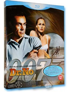 Dr. No - Sean Connery, Ursula Andress - Blu-Ray (1962)