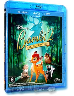 Bambi 2 - Blu-Ray (2006)