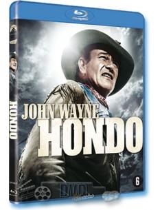 John Wayne in Hondo - James Arness, Geraldine Page - Blu-Ray (1953)