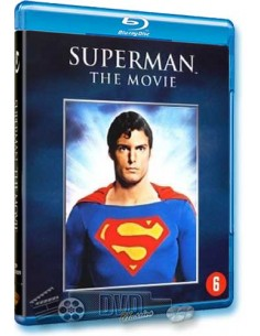 Superman - Christopher Reeve - Blu-Ray (1978)
