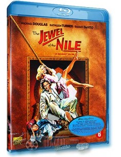 The Jewel of the Nile - Michael Douglas - Blu-Ray (1985)
