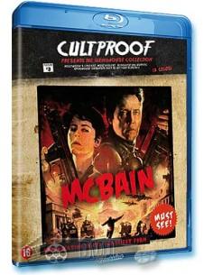 McBain - Christopher Walken, Michael Ironside - Blu-Ray (1991)