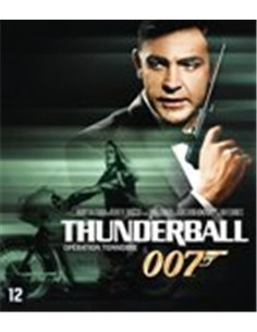 Thunderball - Sean Connery, Claudine Auger - Blu-Ray (1965)