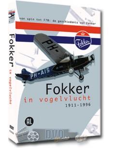 Fokker in Vogelvlucht 1911-1996 - DVD (1998)