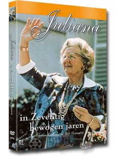 Juliana in Zeventig Bewogen Jaren - DVD (1979)
