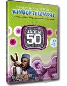 Hoogtepunten uit 60 jaar kindertv jaren50 - DVD