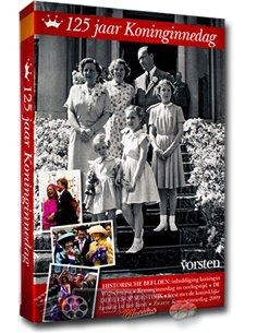 125 jaar Koninginnedag - DVD (2011)