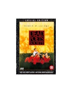 Dead Poets Society - Robin Williams, Ethan Hawke - DVD (1989)