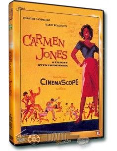 Carmen Jones - Harry Belafonte - Otto Preminger - DVD (1954)