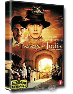 A Passage to India van David Lean - DVD (1984)