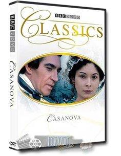 Casanova - Frank Finlay, Norman Rossington - BBC - DVD (1971)